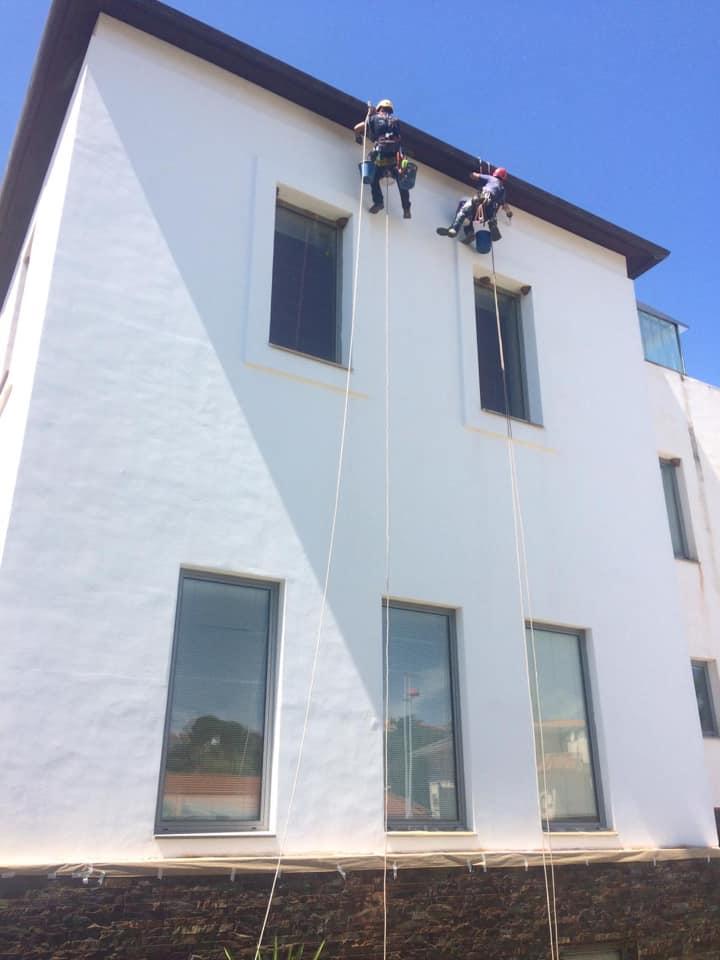 Trabajos Vesrticales Dalí - Rehabilitación de fachadas