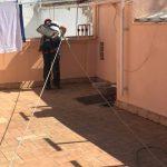 Trabajos Vesrticales Dalí - Rehabilitación de patios
