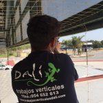 Sistemas anti palomas - Trabajos Verticales Dalí